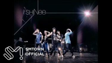 SHINee(シャイニー)デビュー曲「お姉さんはとても綺麗(Replay)」MV