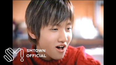 東方神起の韓国デビュー曲「HUG」ミュージックビデオ