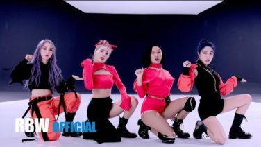 MAMAMOO(ママム)「HIP」ミュージックビデオ