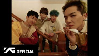 WINNER新曲「Hold」ミュージックビデオを公開!ソン・ミンホが作詞・作曲