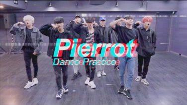 D-CRUNCH(ディークランチ)「Pierrot」ミュージックビデオ