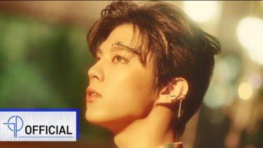 X1出身キム・ウソク、新曲「Red Moon」MV予告映像その1