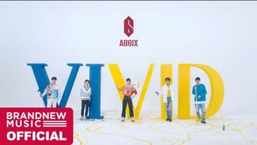 AB6IX ニューアルバム「VIVID」コンセプトトレーラー映像&メンバー別の個人予告映像