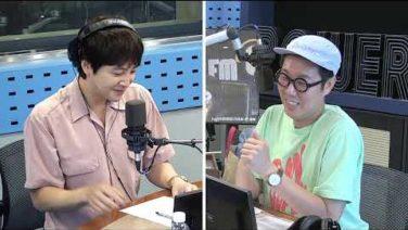 チャン・グンソクが出演したラジオ番組 SBSパワーFM「キム・ヨンチョルのパワーFM」出演風景動画