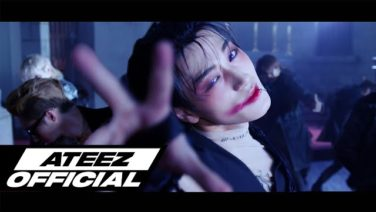 ATEEZ(エイティーズ)「THE BLACK CAT NERO」ハロウィーン スペシャルパフォーマンス映像!キム・ジョングクがゲスト出演
